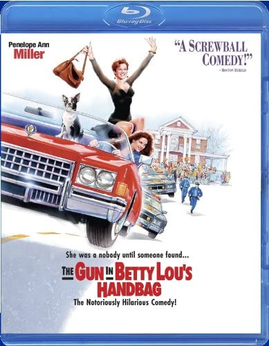 The Gun in Betty Lou s Handbag Blu ray product image