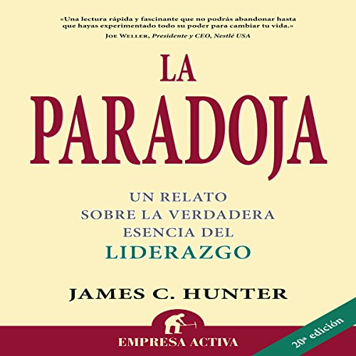 La paradoja [The Paradox] cover art