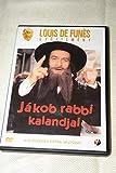 Jakob rabbi kalandjai (1973) The Mad Adventures of Rabbi Jakob / Les aventures de Rabbi Jacob / FRENCH and HUNGARIAN Audio and Subtitles [European DVD Region 2 PAL]