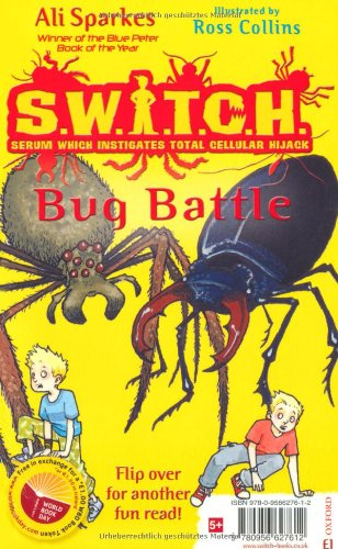 S.W.I.T.C.H.: Bug Battle / GARGOYLZ: Make Some Noise World Book Day