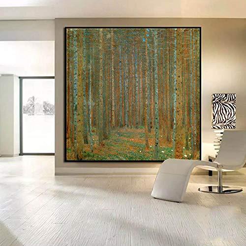 FPUYB Original Gustav Klimt Death Life sAdult Tangram Puzzle 1000 Piezas de...