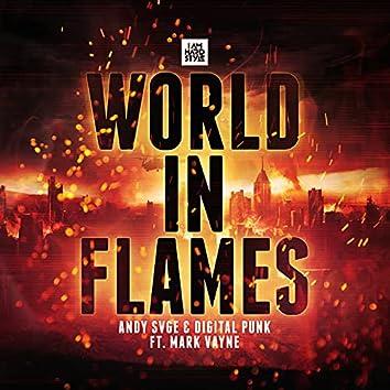 World In Flames (feat. Mark Vayne)