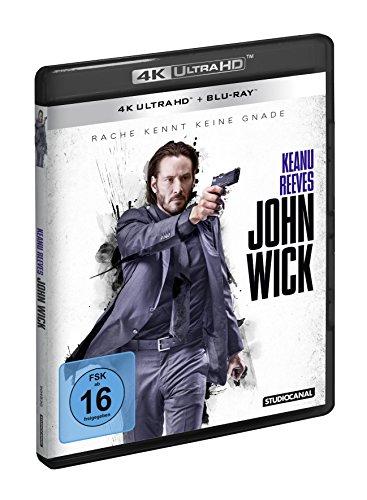 John Wick (4K Ultra-HD) (+ Blu-ray)