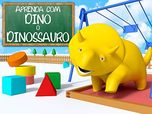 Aprenda com Dino o Dinossauro