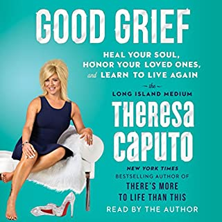 Good Grief audiobook cover art