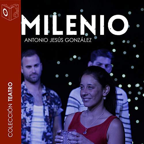 Milenio [Millennium] audiobook cover art