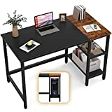 CubiCubi Computer Home Office Desk, 47 Inch Small...