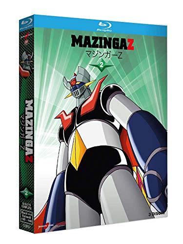Mazinga Z- Volume 2 (Collectors Edition) (3 Blu Ray)