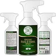 Organic Slug and Snail Plant Defence Spray 500ML