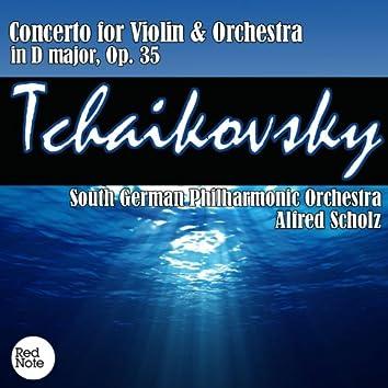 Tchaikovsky: Violin Concerto in D Major Op.35