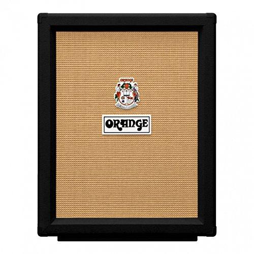 Orange PPC212 V 120-Watt 2x12 Inches Cabinet - Black