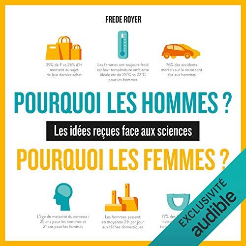 『Pourquoi les hommes ? Pourquoi les femmes ?』のカバーアート