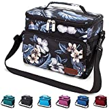 Best Work Lunch Boxes - Leakproof Reusable Insulated Cooler Lunch Bag - Office Review