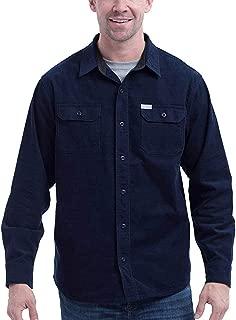 Men's Crosscut Cord Shirt