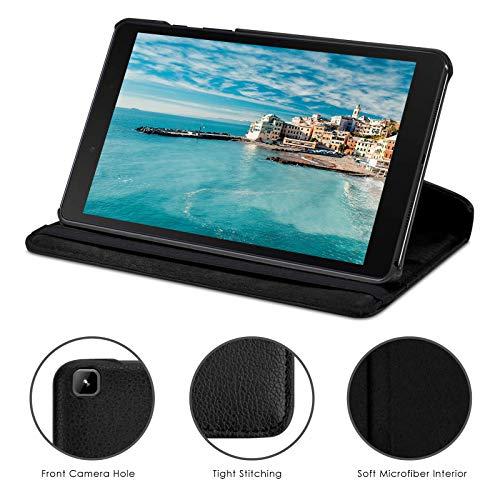 KATUMO 360° Drehbar Hülle für Samsung Galaxy Tab A 8.0 2019 Schutzhülle für SM-T290/SM-T295/SM-T297 Protective Case