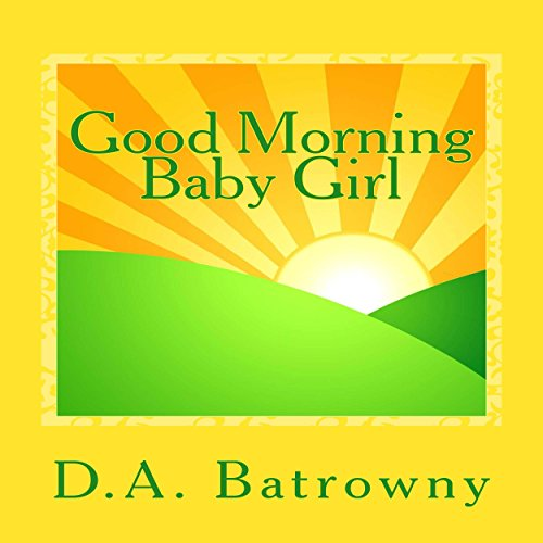 Good Morning Baby Girl audiobook cover art