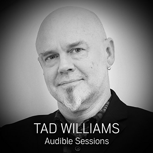 Tad Williams audiobook cover art
