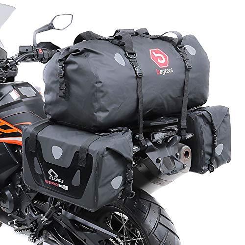 Borse laterali set Compatibile con KTM 390 Duke/Adventure RX80 posteriore