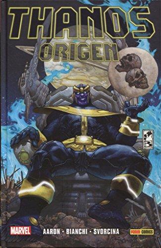Thanos. Origen (100% MARVEL HC)