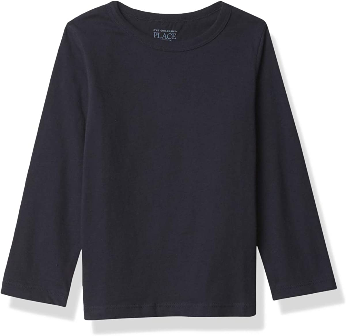 The Children's Place Boys' Baby and Toddler Uniform Basic Layering Tee