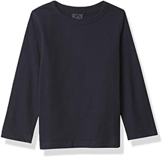 The Children's Place Baby Boys Long Sleeve Basic Tee T-Shirt