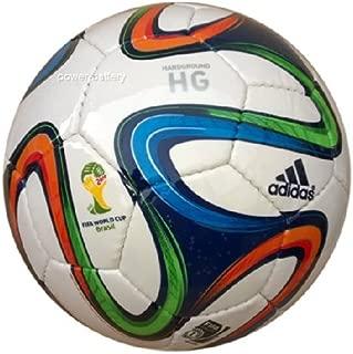 adidas Brazuca Hardground - Balón de fútbol de competición, Color ...