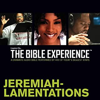 Jeremiah - Lamentations cover art