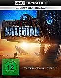 Valerian - Die Stadt der tausend Planeten [4K UHD Blu-ray]