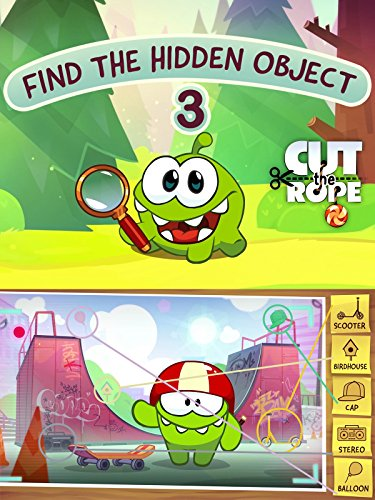 Cut the Rope - Find the Hidden Object 3