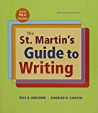 St. Martin's Guide to Writing, Short Edition, with 2016 MLA Update & LaunchPad for The St. Martin's Guide to Writing 11e (Six Month Access)
