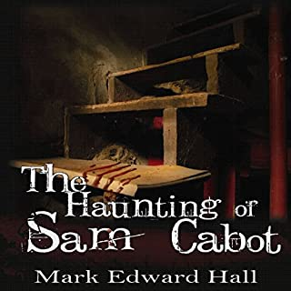 The Haunting of Sam Cabot  cover art