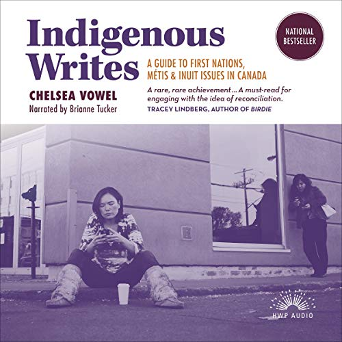 Indigenous Writes cover art