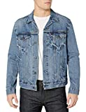 Levi's Men's The Trucker Jacket, Spire, Large