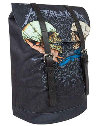 Metallica Rock Sax Sad But True Heritage Backpack