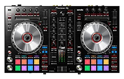 Pioneer DJ DDJ-SR2 Portable 2-channel controller for Serato DJ by Pioneer Pro DJ