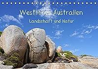Westliches Australien - Landschaft und Natur (Tischkalender 2022 DIN A5 quer): Eine Reise durch die Landschaften im westlichen Australien (Monatskalender, 14 Seiten )