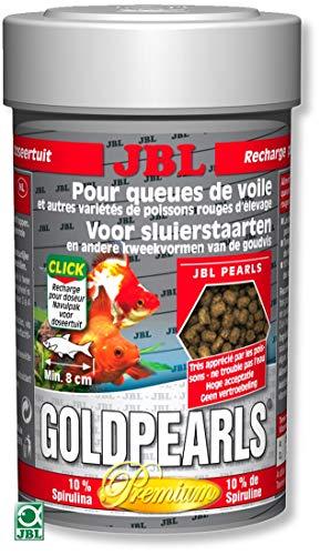 GOLDPERLS 100ml - granulés pour tous poissons