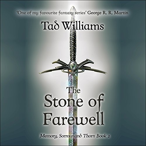 Stone of Farewell audiobook cover art