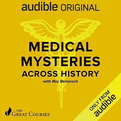 Medical Mysteries Across History cover art