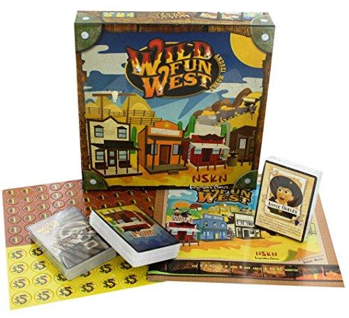 Fan Wild West (japon importation)
