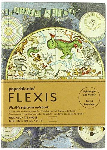 Paperblanks Flexis Celestial Planisphere Midi - Cuaderno de notas