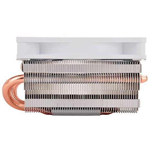SilverStone SST-AR06 - Dissipatore CPU Argon 4x Direct Contact Heatpipe, 92mm PWM, Intel/AMD