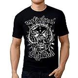 Camiseta Motorhead England - Manga Corta (M)
