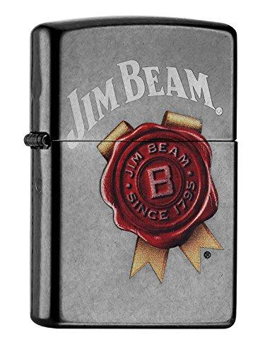 Zippo PL Jim Beam 60000874 Feuerzeug, Messing