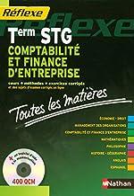 COMPTA ET FINANCE ENTRE TER +C d'OLIVIA LENORMAND