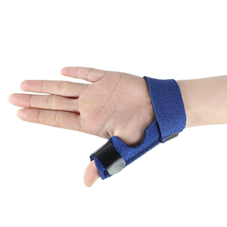 精緻化わずかな硬い指の損傷のサポート、指の骨折の痛みの緩和、可動式、まっすぐ、ハンドプロテクター、固定ストラップ、指,Right Hand