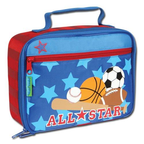 Stephen Joseph Boys Classic Lunch Box, Star Sports