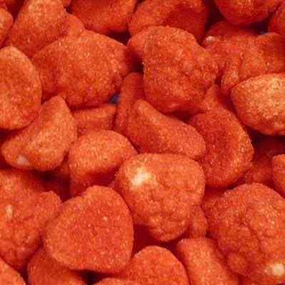 foam strawberries 500 gram bag (1/2 kilo) Foam Strawberries 500 Gram Bag (1/2 Kilo) 51nLtcqwJTL