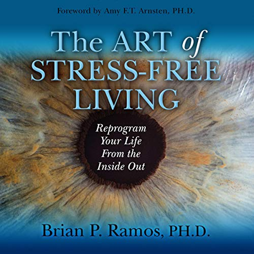Page de couverture de The Art of Stress-Free Living