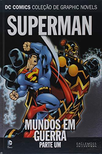 Superman: Mundos Em Guerra Parte 1 - Dcgn Sagas Definitivas